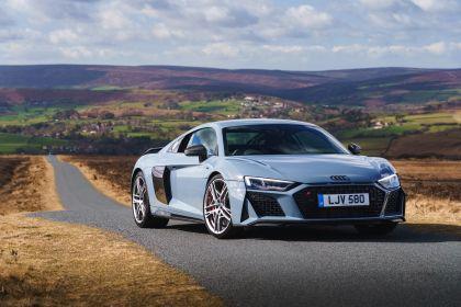 2019 Audi R8 V10 quattro performance coupé - UK version 61