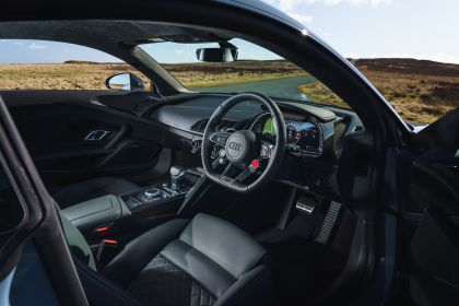 2019 Audi R8 V10 quattro performance coupé - UK version 110