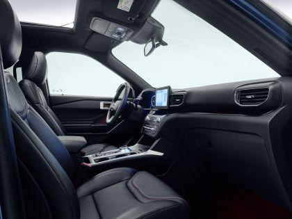 2019 Ford Explorer 7