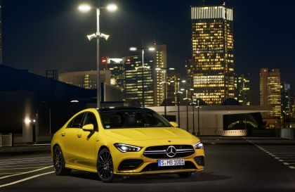 2019 Mercedes-AMG CLA 35 4Matic 4
