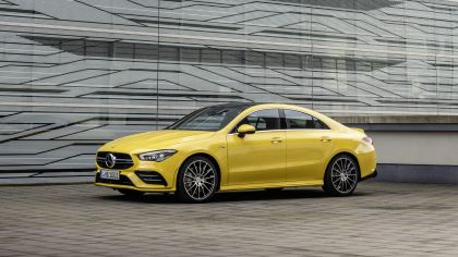 2019 Mercedes-AMG CLA 35 4Matic 9