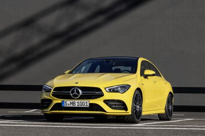 2019 Mercedes-AMG CLA 35 4Matic 10