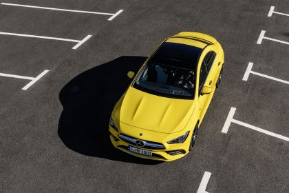 2019 Mercedes-AMG CLA 35 4Matic 13