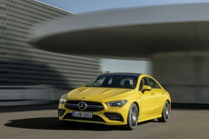 2019 Mercedes-AMG CLA 35 4Matic 18