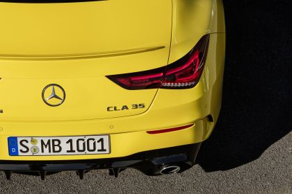 2019 Mercedes-AMG CLA 35 4Matic 27