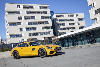 2019 Mercedes-AMG GT S 1
