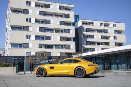 2019 Mercedes-AMG GT S 2