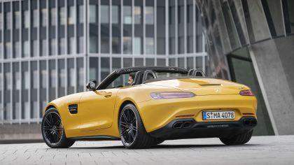 2019 Mercedes-AMG GT S roadster 4