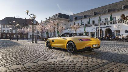 2019 Mercedes-AMG GT S roadster 6