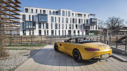 2019 Mercedes-AMG GT S roadster 7