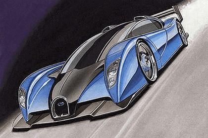 2008 Bugatti Project Lydia concept 1