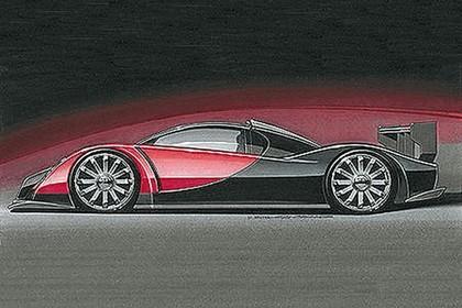 2008 Bugatti Project Lydia concept 2