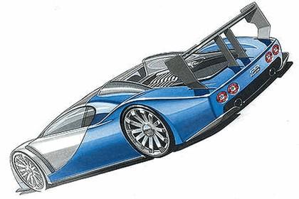 2008 Bugatti Project Lydia concept 3