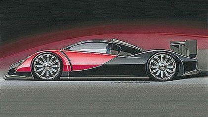 2008 Bugatti Project Lydia concept 6