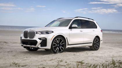2019 BMW X7 xDrive 50i 4