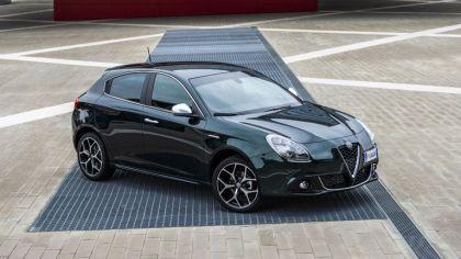 2019 Alfa Romeo Giulietta Super 4