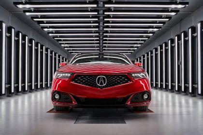 2020 Acura TLX PMC Edition 8