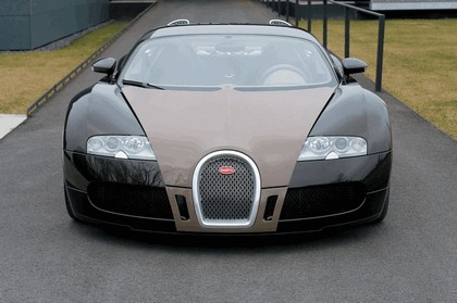 2008 Bugatti Veyron 16.4 Fbg par Hermès 1