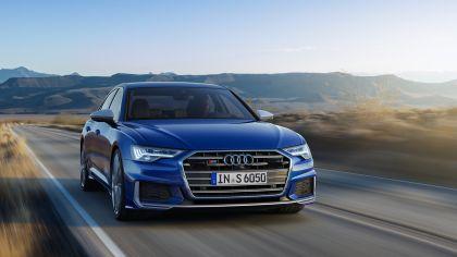 2020 Audi S6 Sedan TDI 4