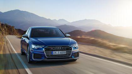 2020 Audi S6 Sedan TDI 5