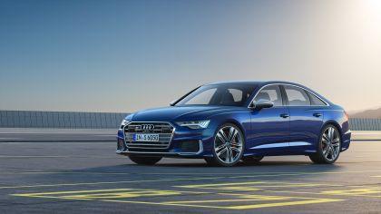 2020 Audi S6 Sedan TDI 11