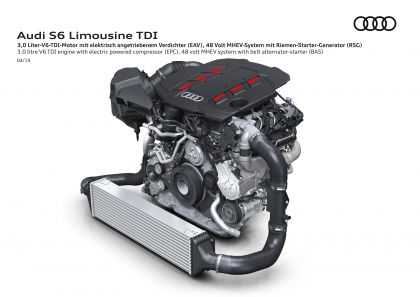 2020 Audi S6 Sedan TDI 23