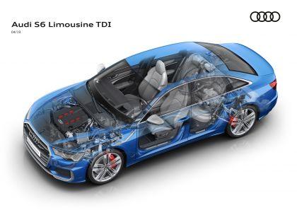 2020 Audi S6 Sedan TDI 25