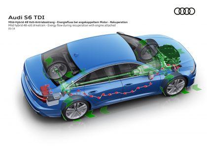 2020 Audi S6 Sedan TDI 34