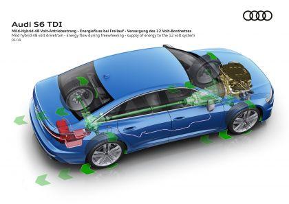 2020 Audi S6 Sedan TDI 35