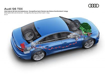 2020 Audi S6 Sedan TDI 36