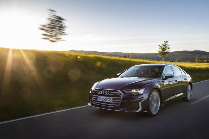 2020 Audi S6 Sedan TDI 44