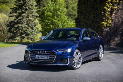 2020 Audi S6 Sedan TDI 61