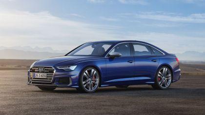 2020 Audi S6 Sedan TDI 1