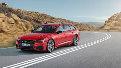 2020 Audi S6 Avant TDI 1