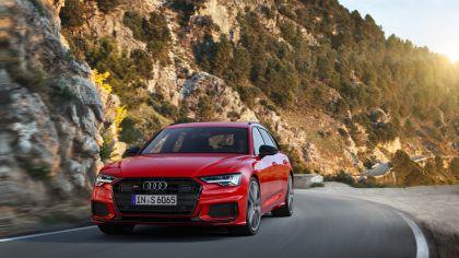 2020 Audi S6 Avant TDI 4