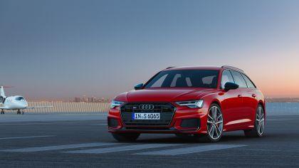 2020 Audi S6 Avant TDI 8