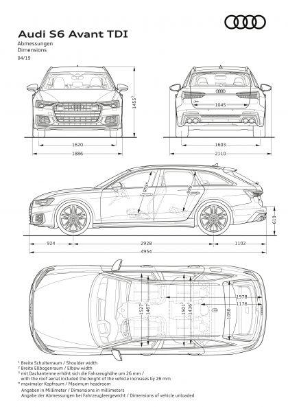 2020 Audi S6 Avant TDI 18