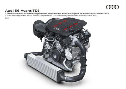 2020 Audi S6 Avant TDI 23
