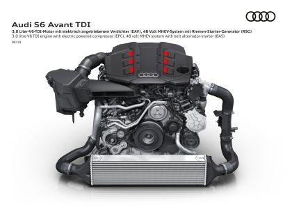 2020 Audi S6 Avant TDI 24