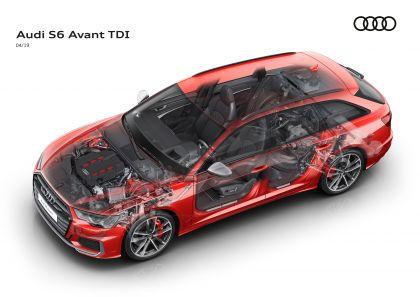 2020 Audi S6 Avant TDI 25