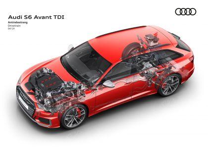 2020 Audi S6 Avant TDI 26
