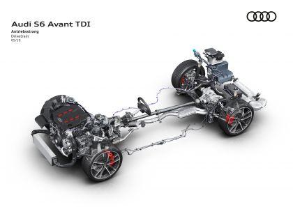 2020 Audi S6 Avant TDI 33