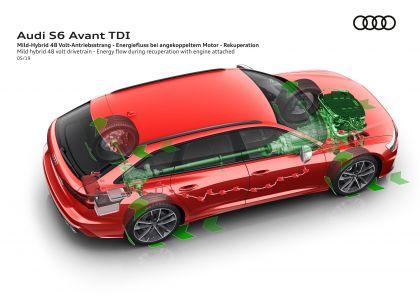 2020 Audi S6 Avant TDI 34