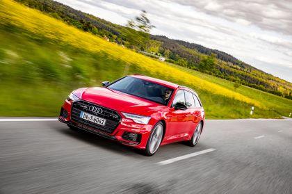 2020 Audi S6 Avant TDI 43