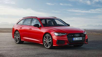 2020 Audi S6 Avant TDI 7