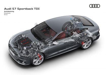 2020 Audi S7 Sportback TDI 22