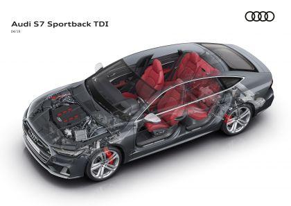 2020 Audi S7 Sportback TDI 23
