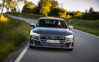 2020 Audi S7 Sportback TDI 50