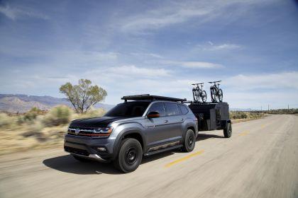 2019 Volkswagen Atlas Basecamp concept 1