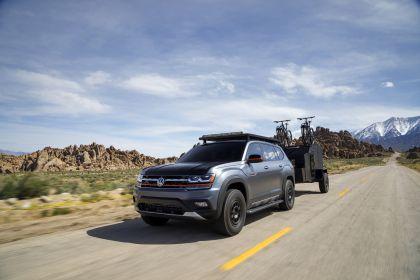 2019 Volkswagen Atlas Basecamp concept 2